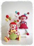 Koko + Kiki de Clown _