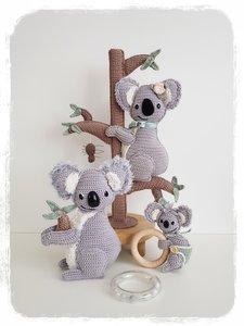 Kira Koala + Decoratieve boom
